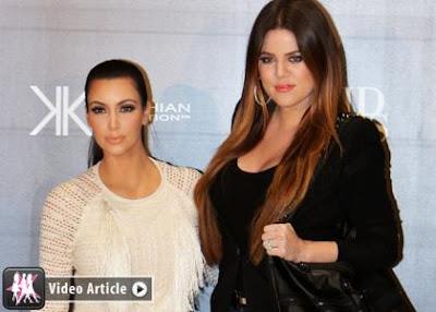 Kim Kardashian was Back Promotional Saddle