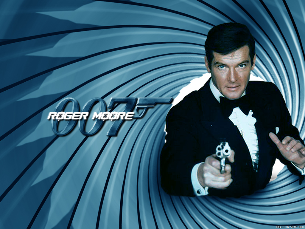 peliculas 007 roger moore