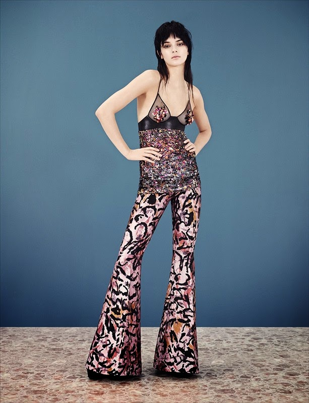 Tom Ford  Photography Ben Toms, styling Robbie Spencer Kendall Jenner model shoot fashion everyday like this