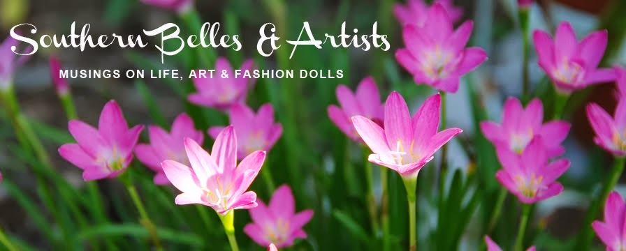 Southern Belles & Artists
