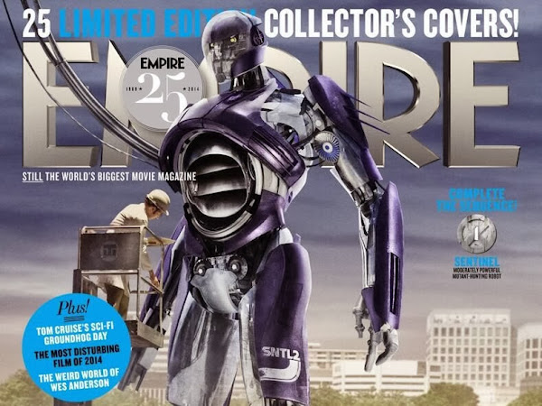Empire Magazine: 25 capas com X-Men, Dias de um Futuro Esquecido