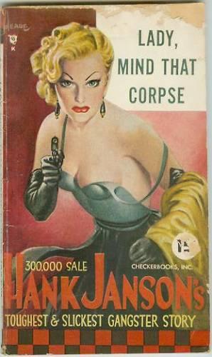 Trashy sex novels