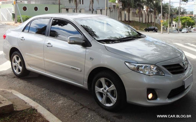Corolla XEi 2013 2.0 Flex Automático