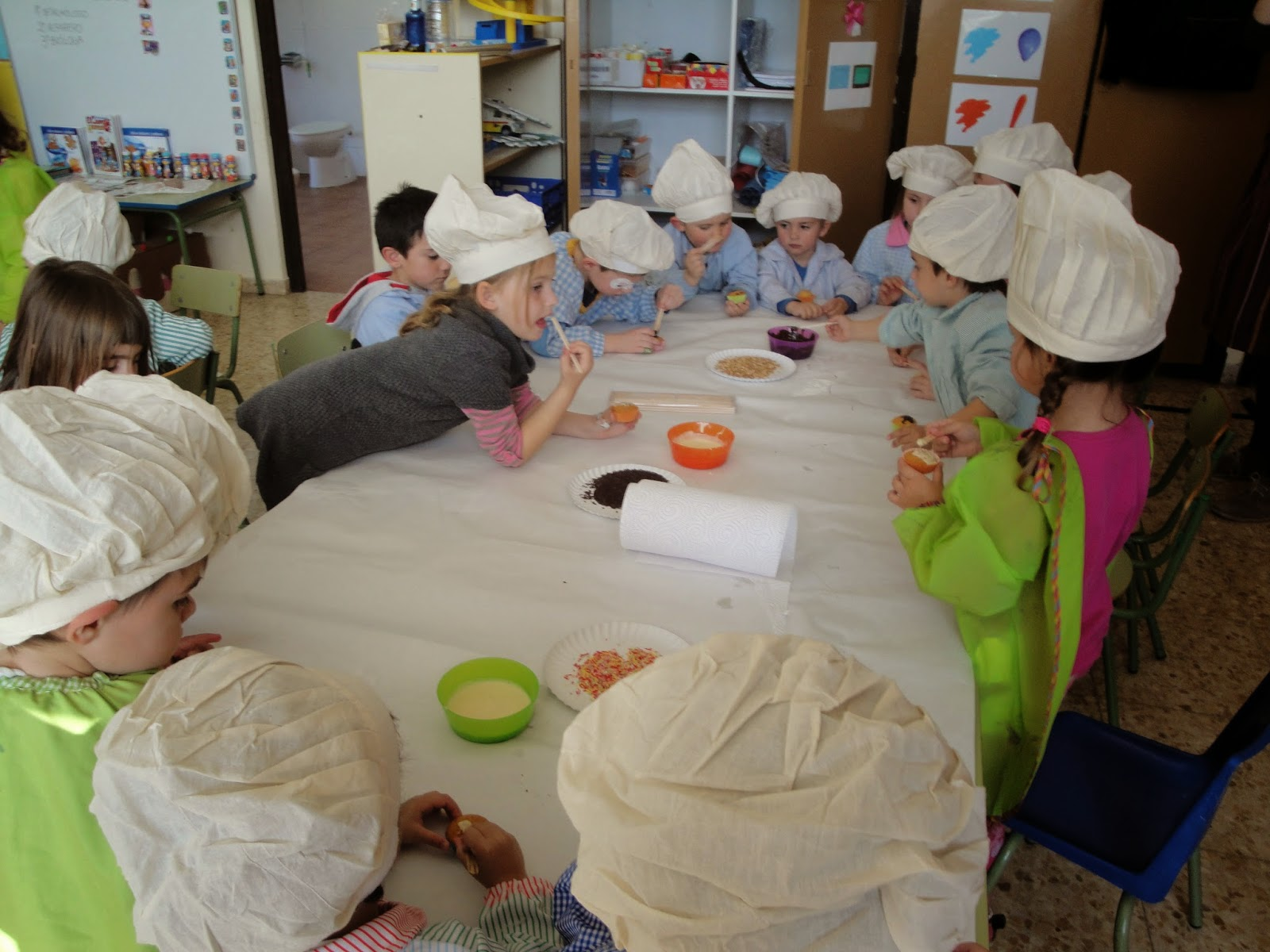 Colegio belia oficios pinche de cocina - Pinche de cocina ...
