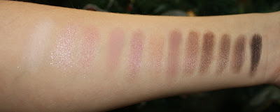Naked 3 palette swatch & review! || makingup-your-mind.blogspot.com