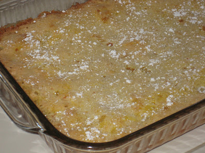 Katie Couric's recipe for lemon bars