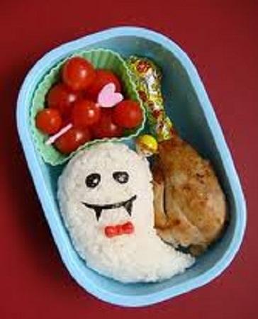 10 maneras de presentar el arroz for Halloween cooking ideas for preschool