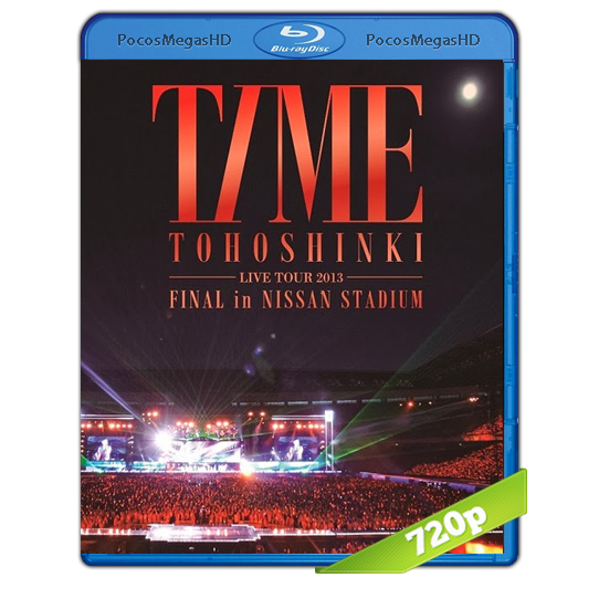 Tohoshinki – LIVE TOUR TIME FINAL(2013) BrRip 720p Koreano AC3 5.1