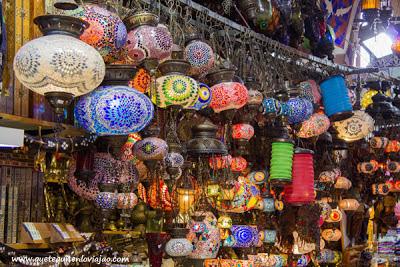 Gran Bazar de Estambul - Viaje a Turquia
