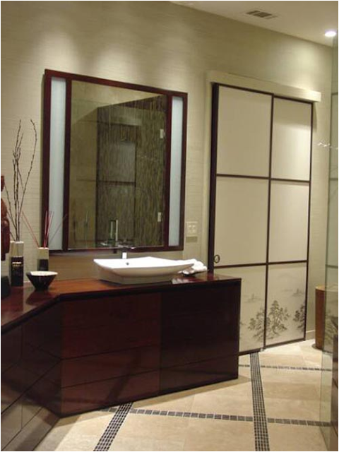 Key interiors by shinay asian bathroom design ideas for Asian style bathroom designs