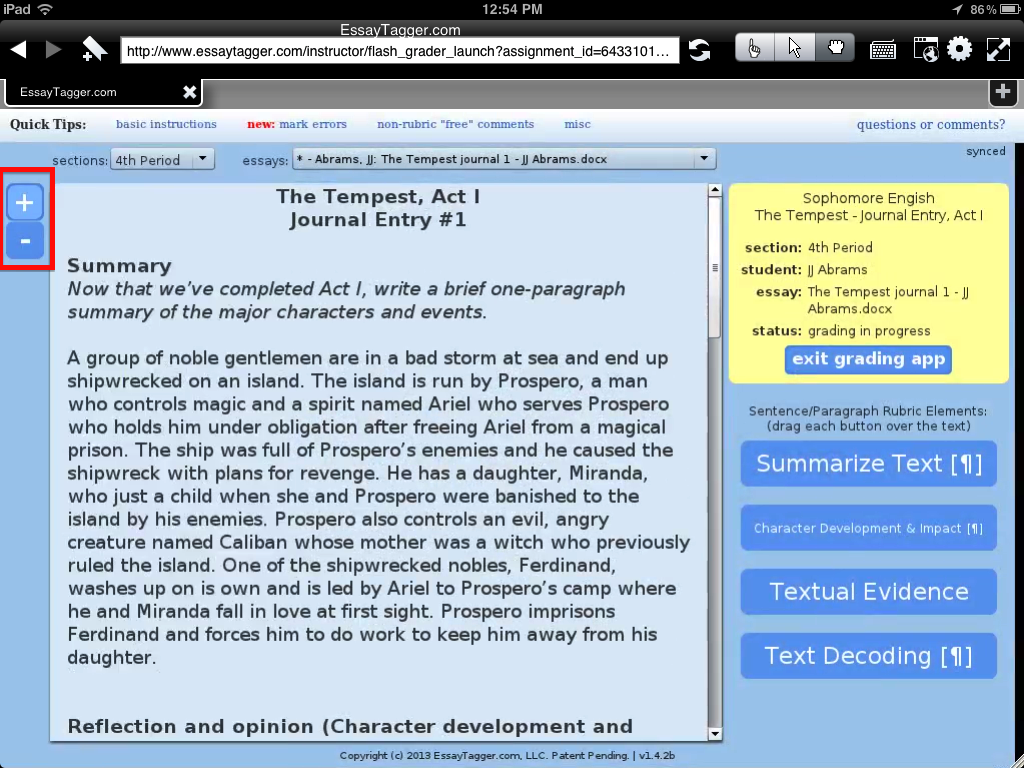 essay grading software macintosh In a lot of ways, essay writing software integrates research paper writing software, thesis writing software and general grammar software all into one complete solution even if time might not be the only constraint in conjuring up an a+ essay, a lot of other factors can cause problems in the process.