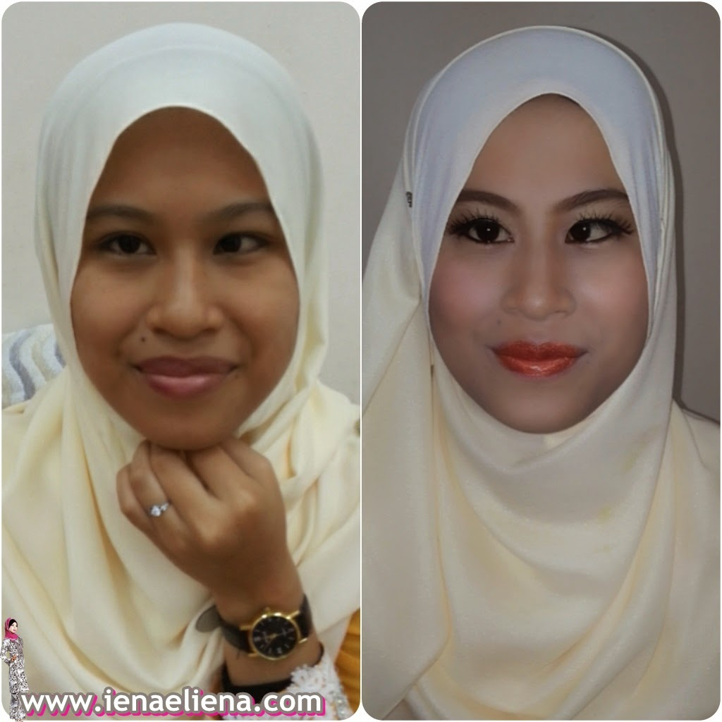 Make Up Cik Pengapit