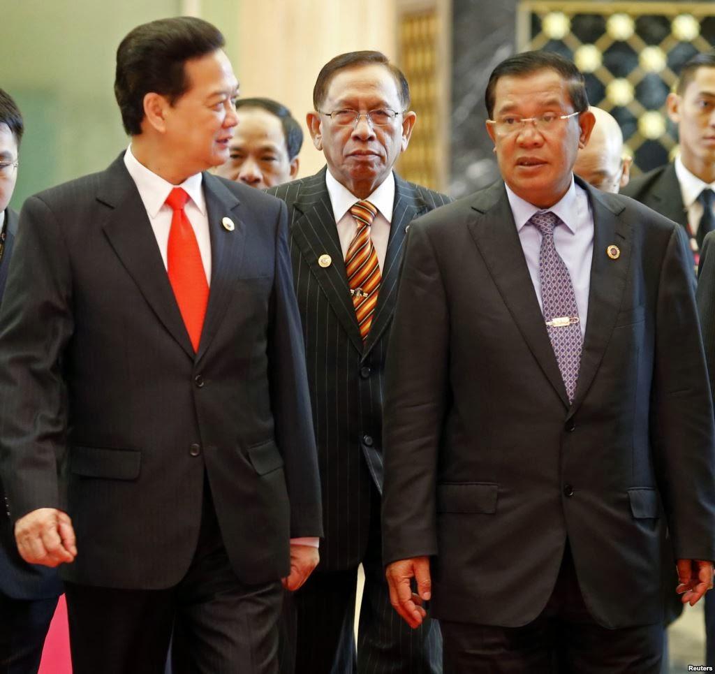 hun sen and cambodia