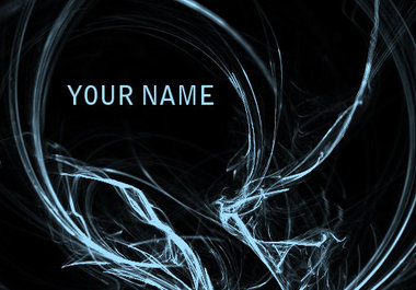 Create name wallpaper