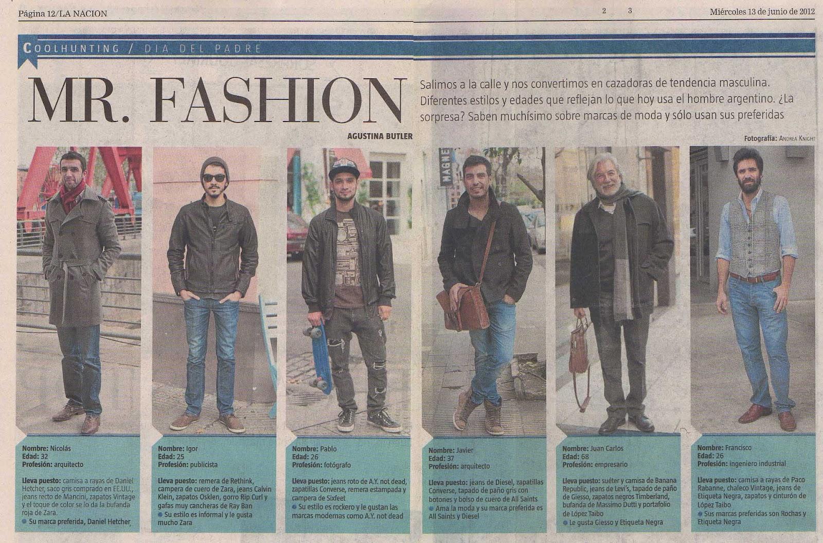 th nk argentina ltimas novedades del portfolio de moda On ultimas novedades de la farandula argentina