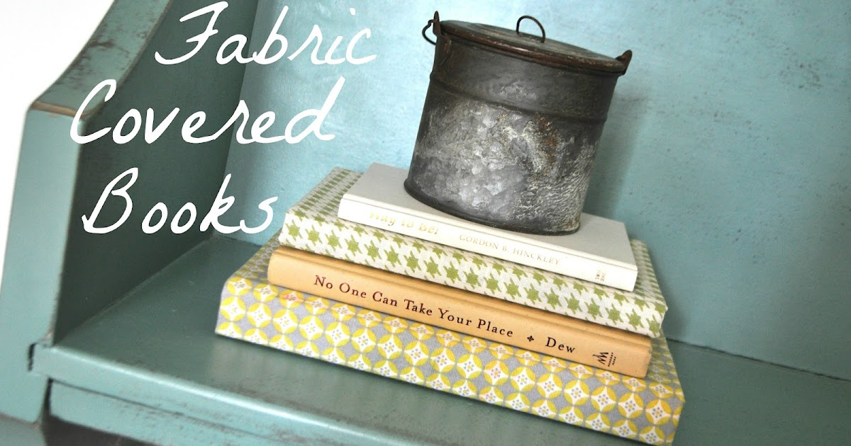Fabric Covered Book ~ I am momma hear me roar fabric covered books