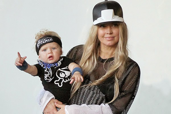 Fergie and Josh Duhamel celebrated the first birthday of the son