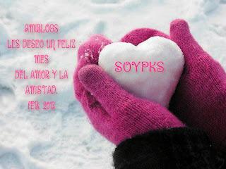Un bonito regalo de SOYPKS