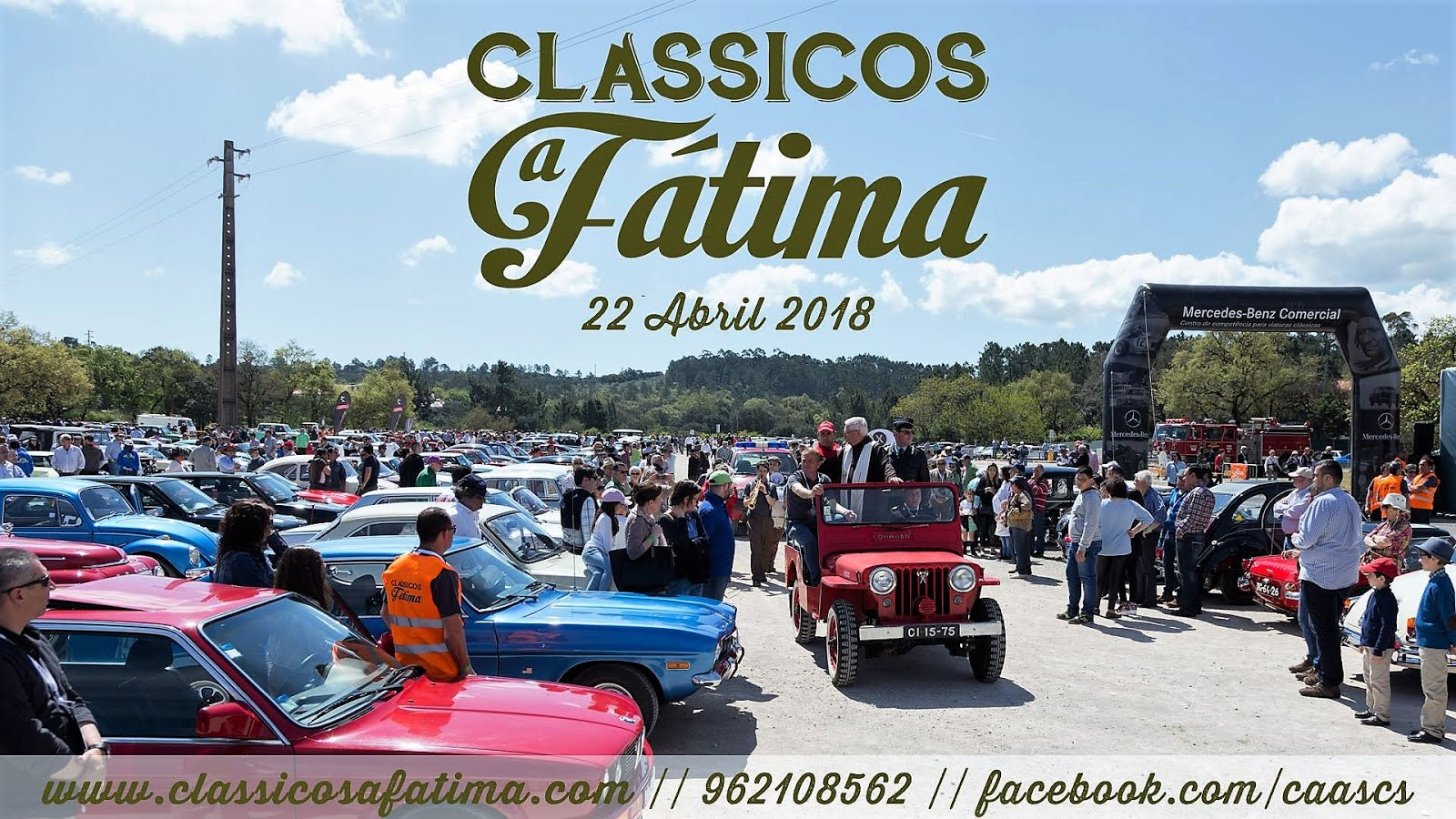 23 de abril: Fátima