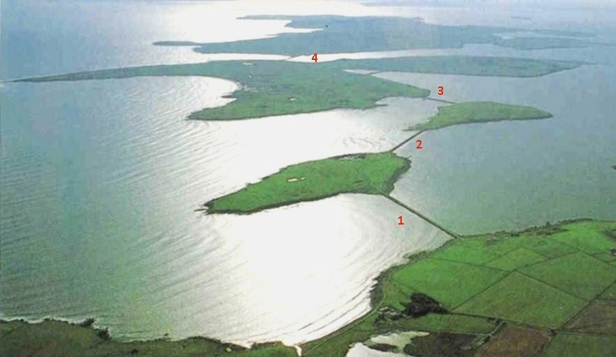 The Ever Fascinating Orkney Islands Barriers+copy