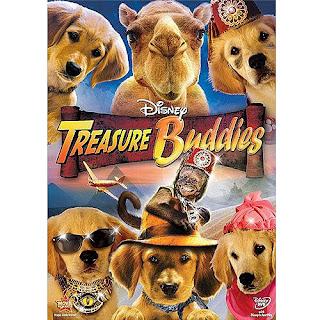 Những Chú Chó Siêu Quậy - Treasure Buddies
