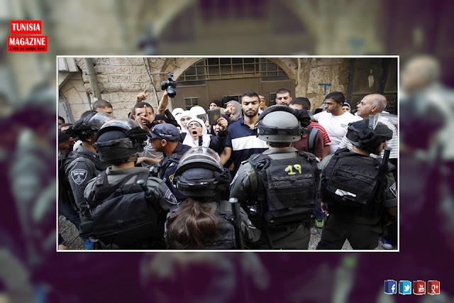 قوات الاحتلال تقتحم الأقصى صباح اليوم وتفرض القيود على المصلين