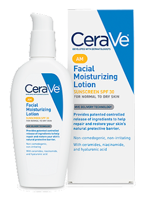 Top 6 Summer Beauty Must Haves, summer beauty products, CeraVe, CeraVe Facial Moisturizing Lotion Sunscreen SPF 30, moisturizer, skin, skincare, skin care, sunscreen, sunblock