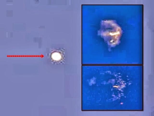 """""""Chem-Bomb"""": Além dos Chemtrails, agora estão jogando bombas químicas sobre a população"""