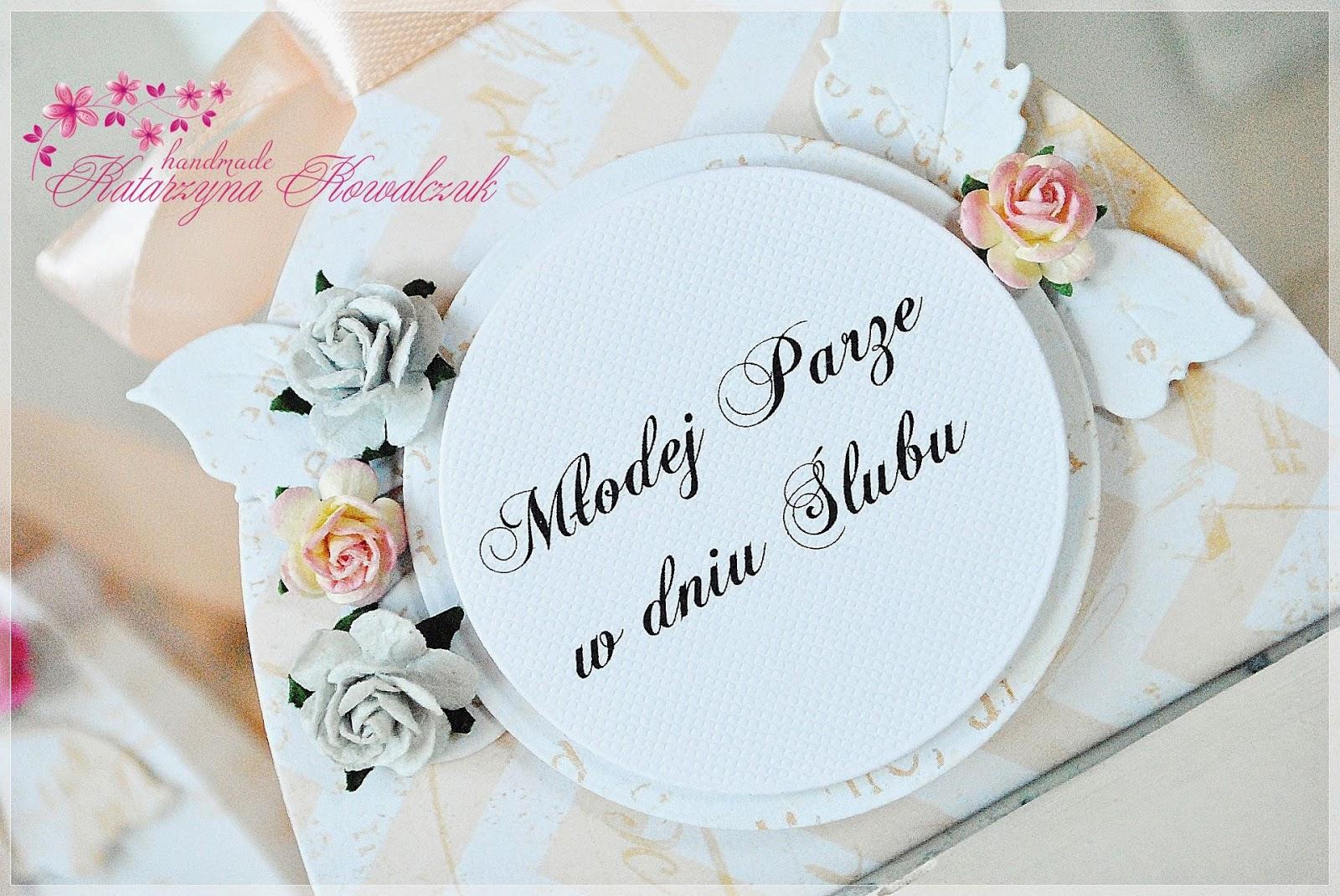 pudełeczko ślubne w kształcie sukienki Sizzix Bigz Pro Die Box Dress