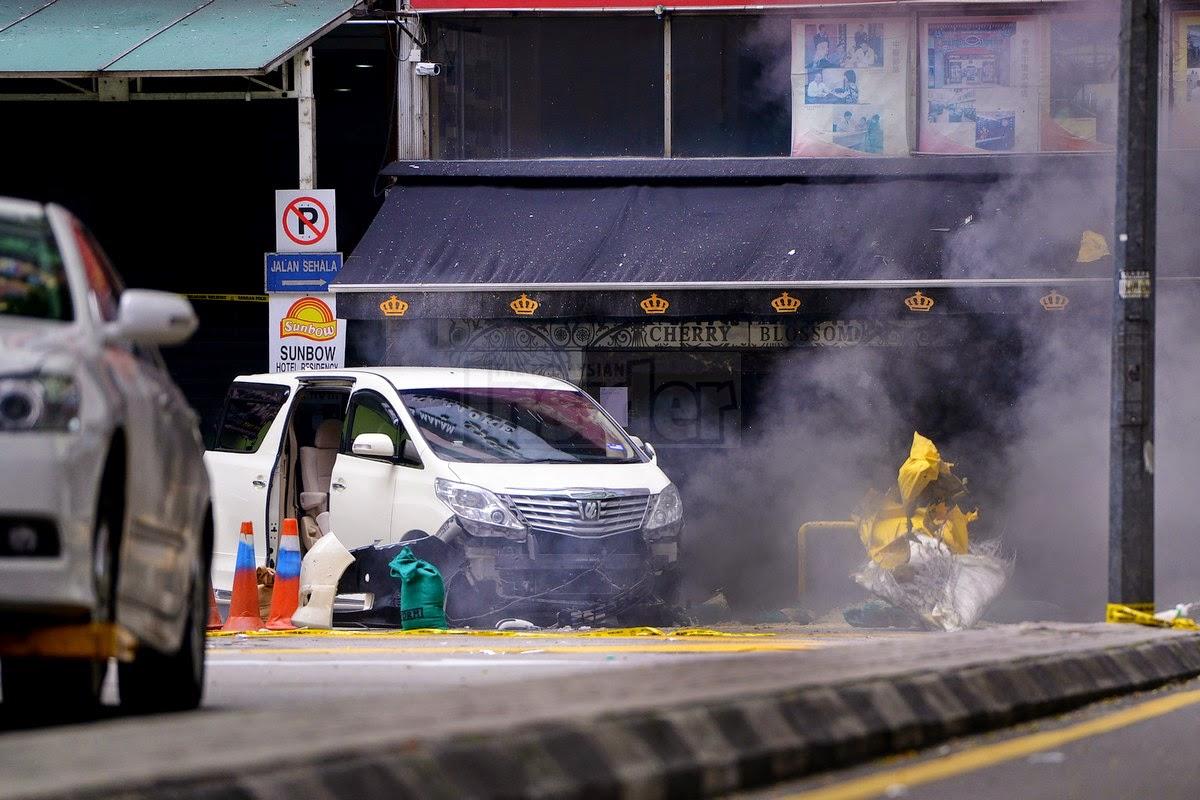 Polis kenal pasti suspek utama kes letupan bom