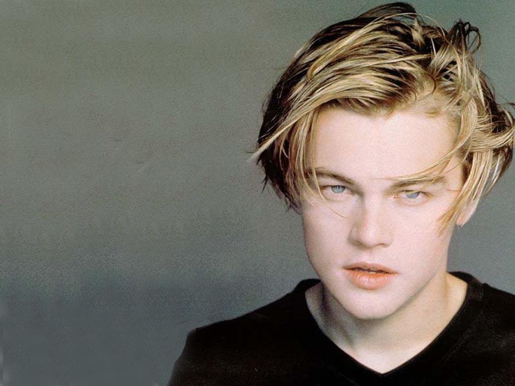 Leonardo DiCaprio Young