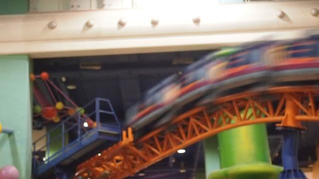 """Pertama Kali Mencuba """"Roller Coaster""""!  - Idea Spontan Yang Gila-gila!"""