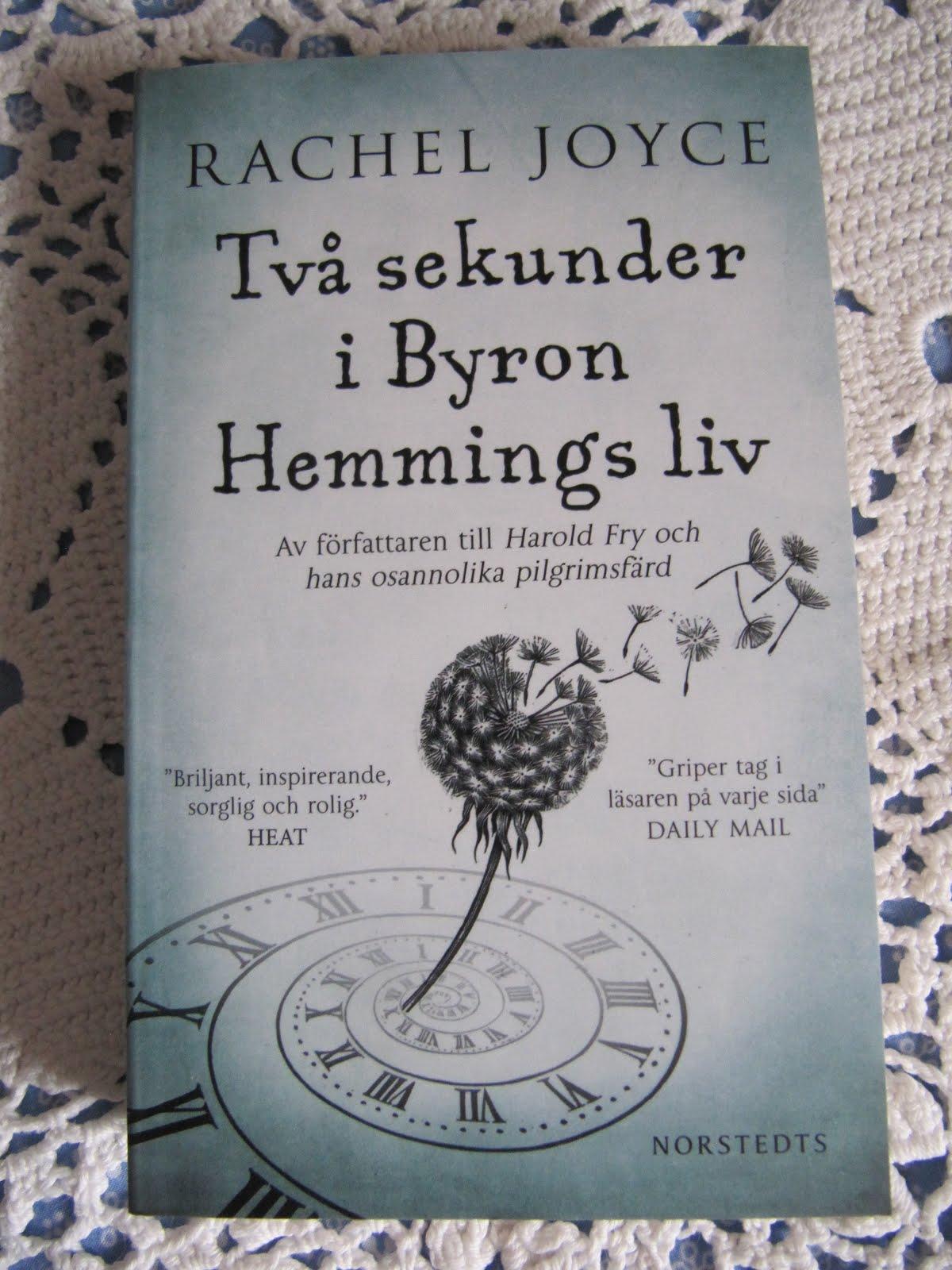 Två sekunder i Byron Hemmings liv