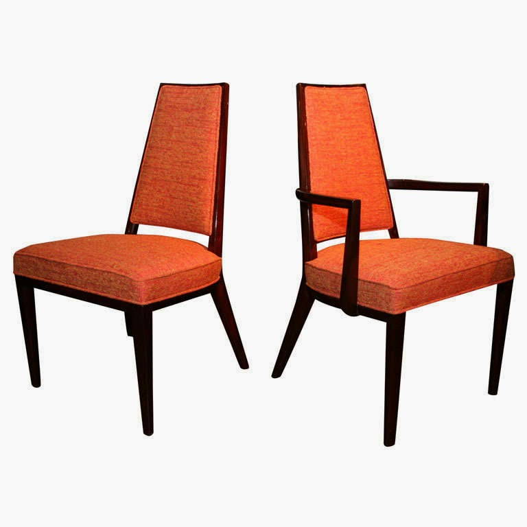 Jones and cole top quality mid century dining room for Best quality dining room furniture