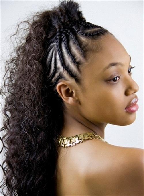 New Edgy Hairstyles for Black Women