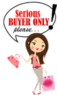 ♥SERIOUS BUYER ONLY~♥