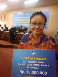 BEST PAPER PRESENTER BEST PRACTICE TEACHERS 2013