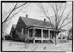 Beautiful old Henry County, Alabama homes