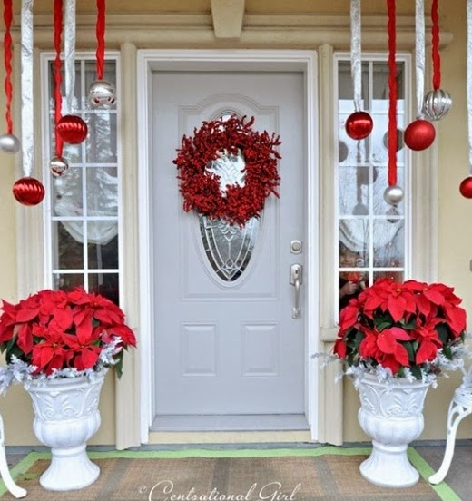 Easy Decorations Ideas on Your Porch