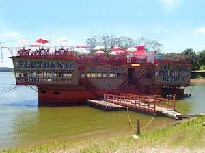 Restaurante Flutuante Netuno XIX