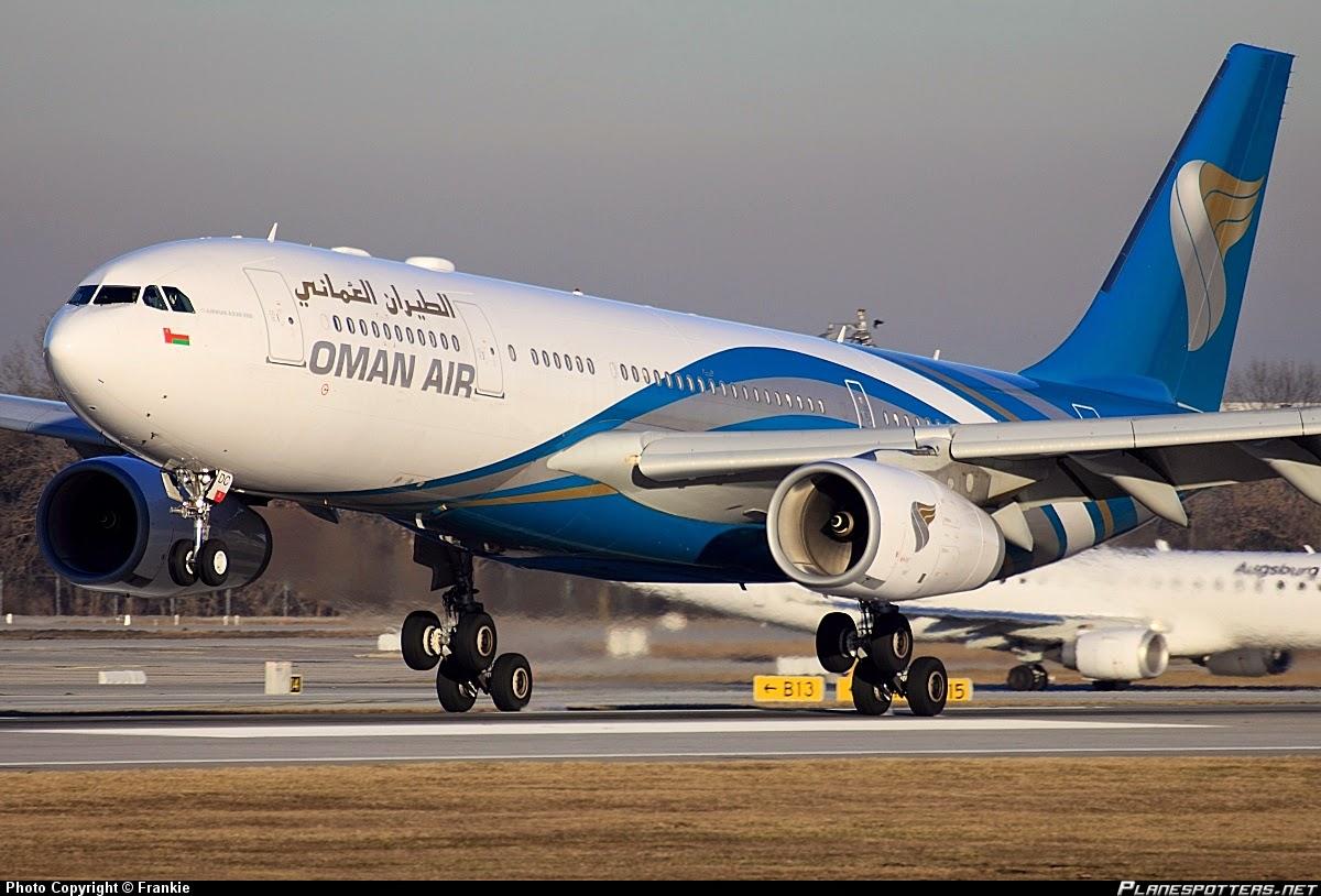 Oman Air Job Openings | Oman | India 2015
