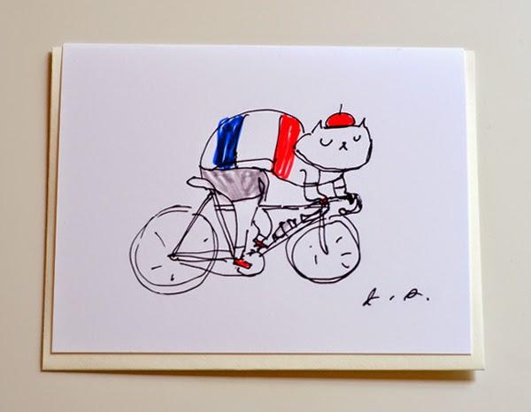 Tour de France Cat