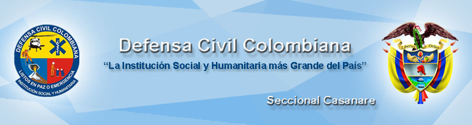 DEFENSA CIVIL COLOMBIANA