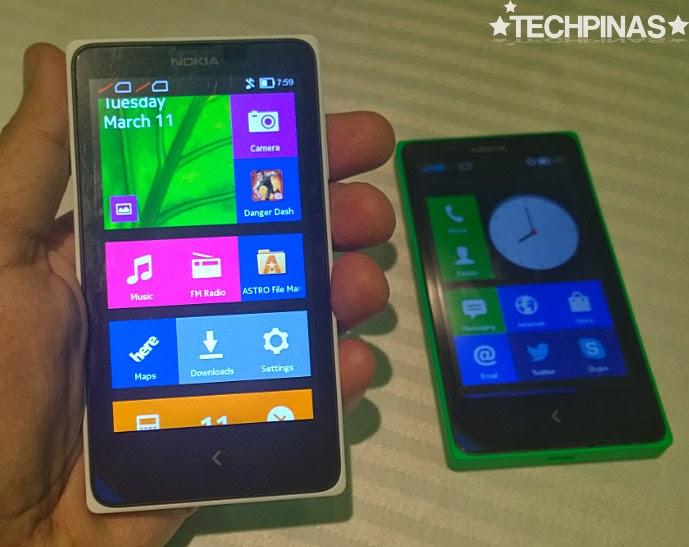 Nokia X Philippines, Nokia X