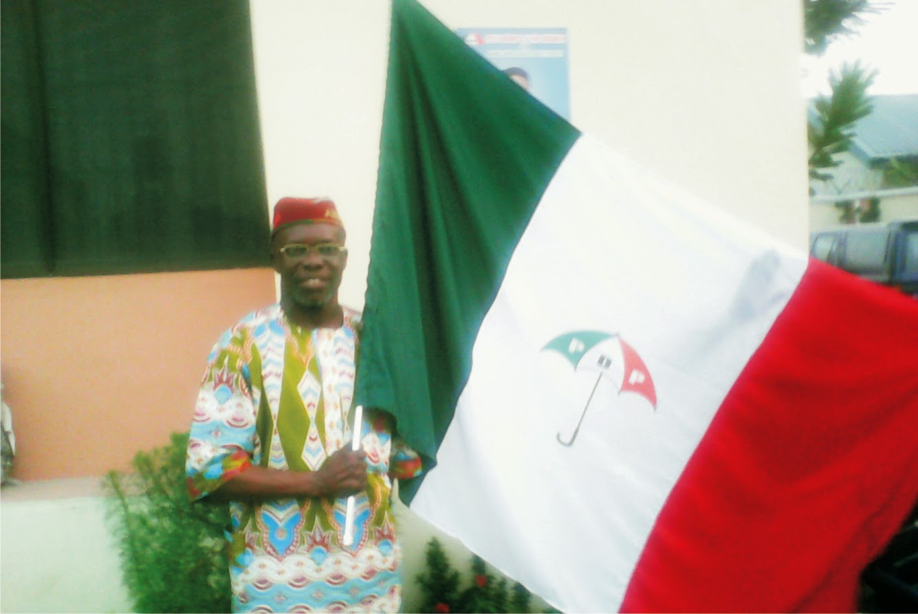 2015: House of Reps candidate promises effective representation