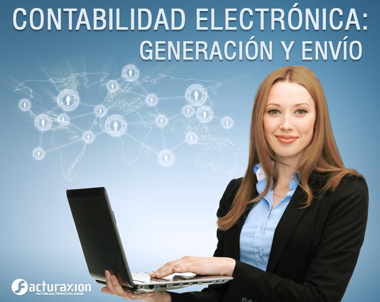 Contabilidad electrónica: Generación y envío