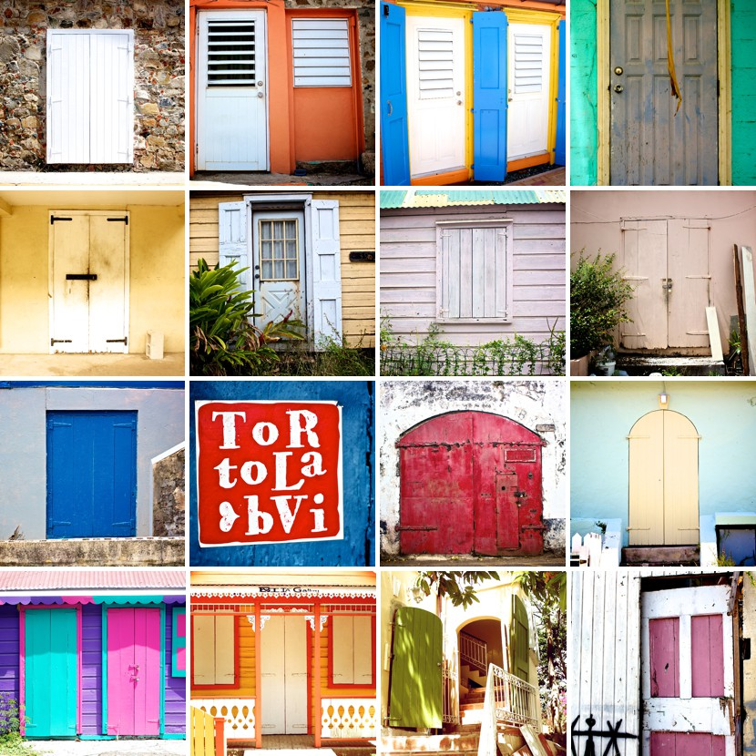 doors in tortola photo