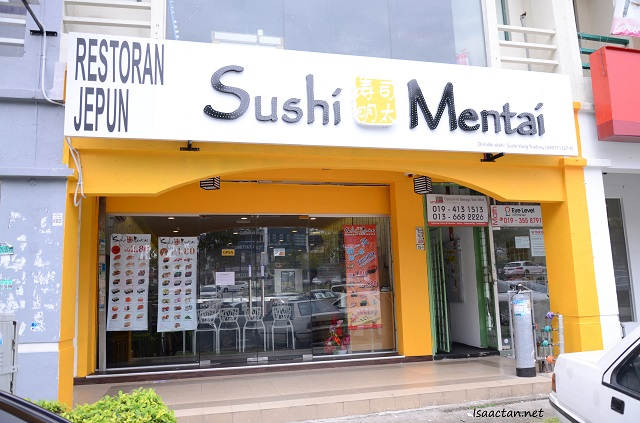Sushi Mentai @ USJ Subang, Selangor