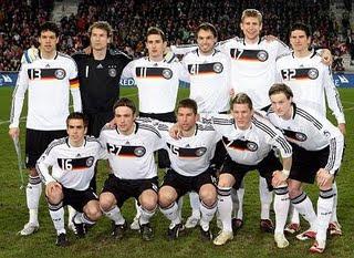 Squad Timnas Jerman Euro 2012