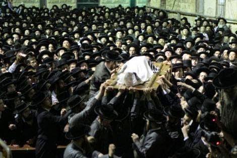 عملية القدس البطولية ردا على مجازر اليهود- جنازة ابراهام- مدونة كنوز